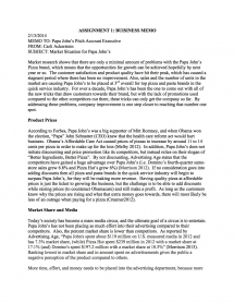 examples of business memo